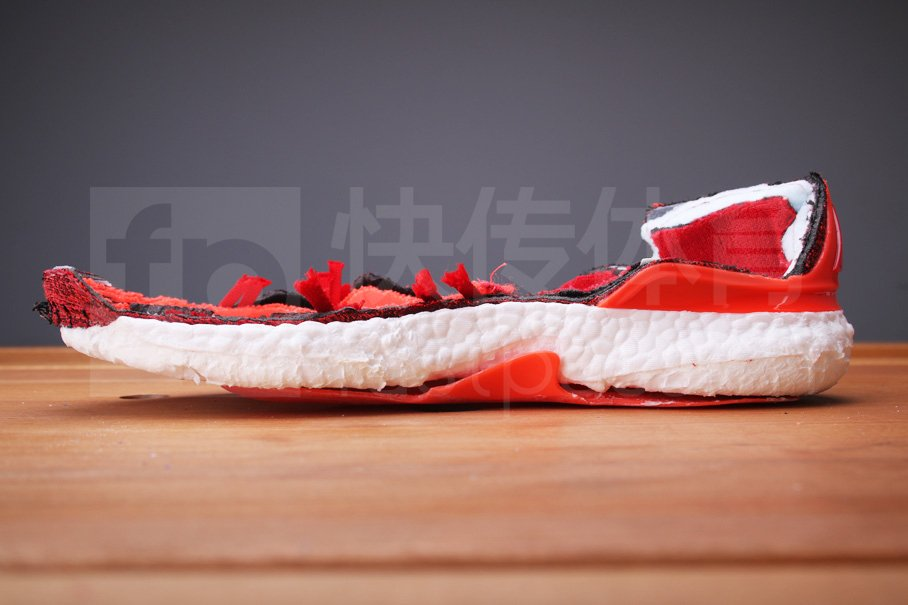 retail prices f7663 9676a adidas crazylight boost red