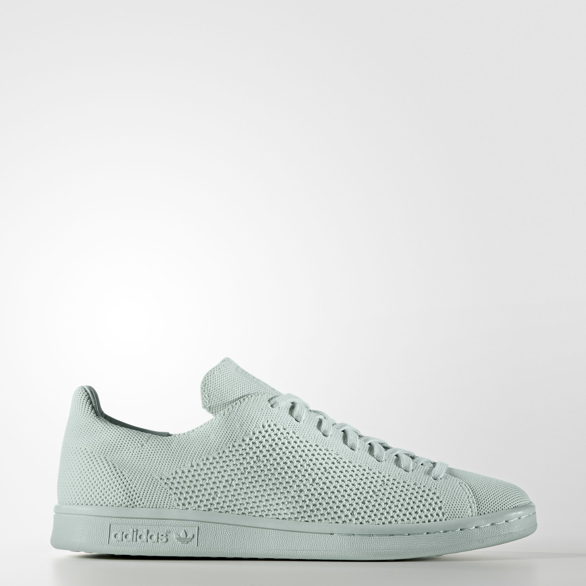 These Three Monochrome Stan Smith Primeknit's are Perfect for the Summer-8