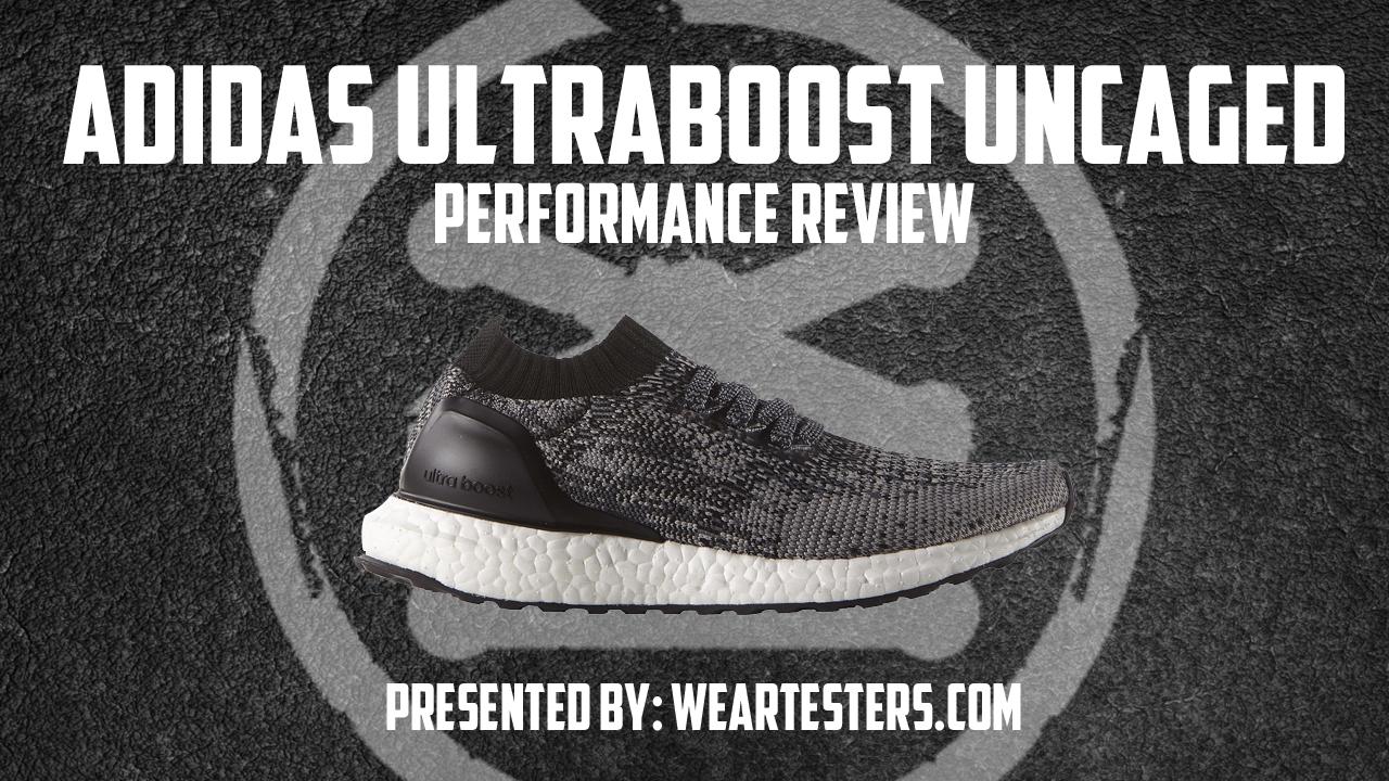 Adidas UltraBoost LTD Black Leather Luxury UK 5 8 8.5 9 11.5
