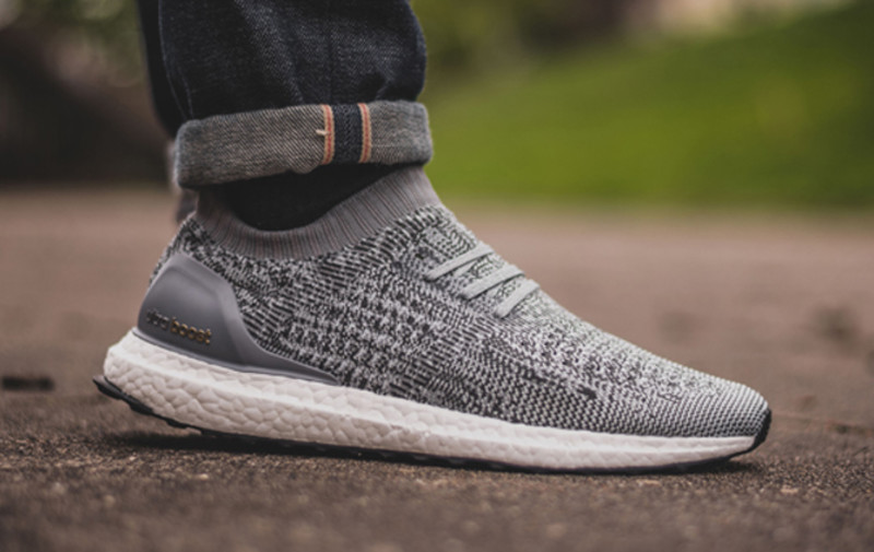 Ultra Boost Adidas Grey