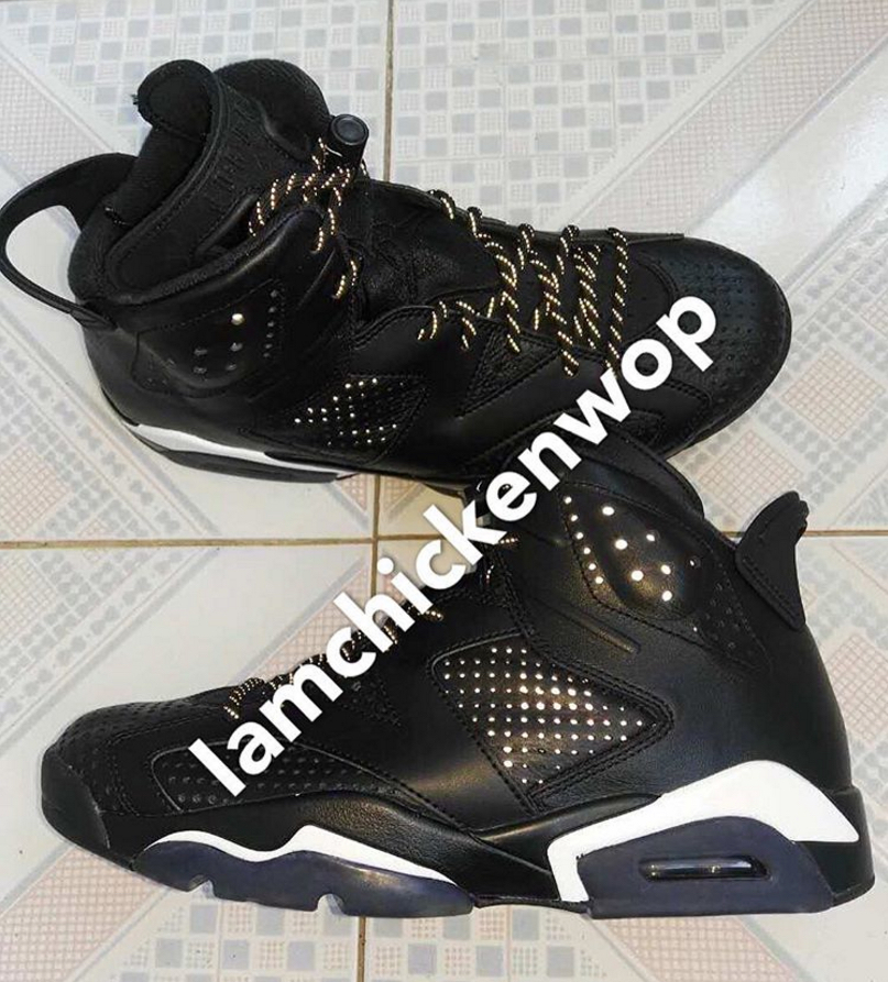 new product b8472 0d6fd An Air Jordan 6 Black Cat is Coming - WearTesters
