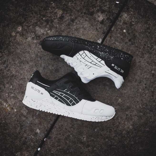 asics gel lyte oreo review