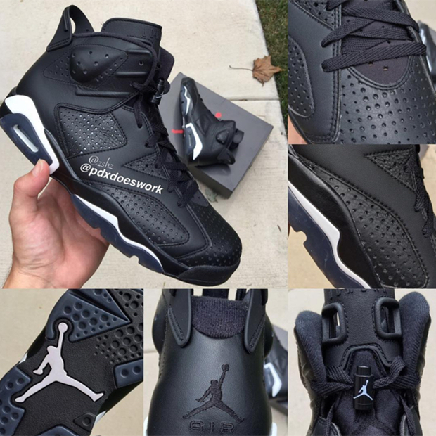 air jordan 6 black cat review