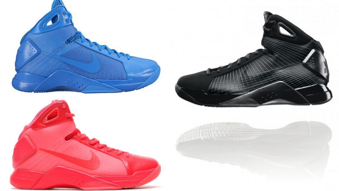 22bac018317c ... Triple Black The Nike Hyperdunk 2008 Retro is Available Now in 3  Colorway ...