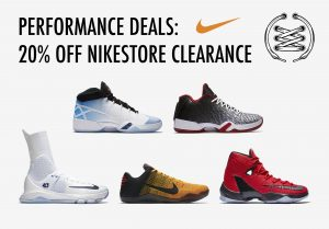 Performance Deals: the Newest Nike & Jordan Basketball Shoes for 20% Off