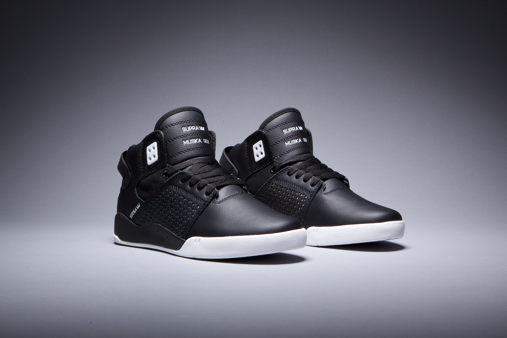 supra SKYTOP III CD BLACK