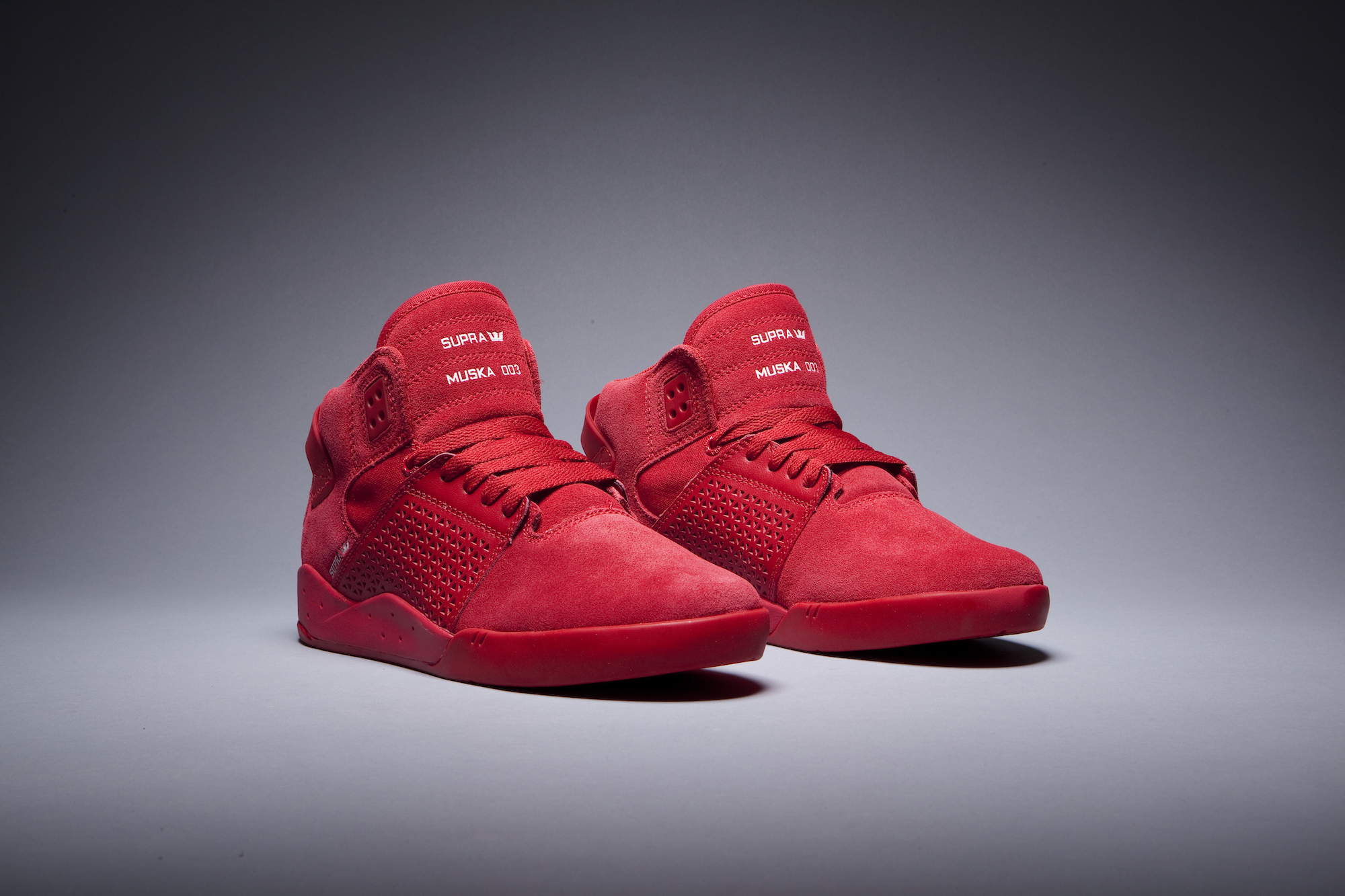 supra SKYTOP III CD RED