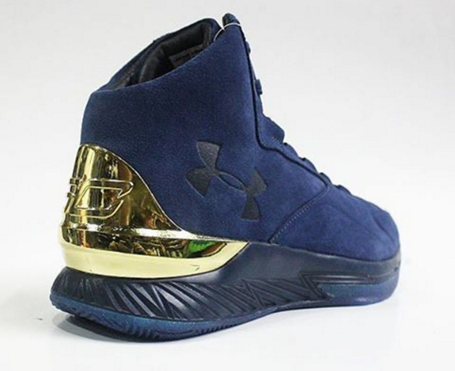 An Upcoming Under Armour Curry 1 Lux