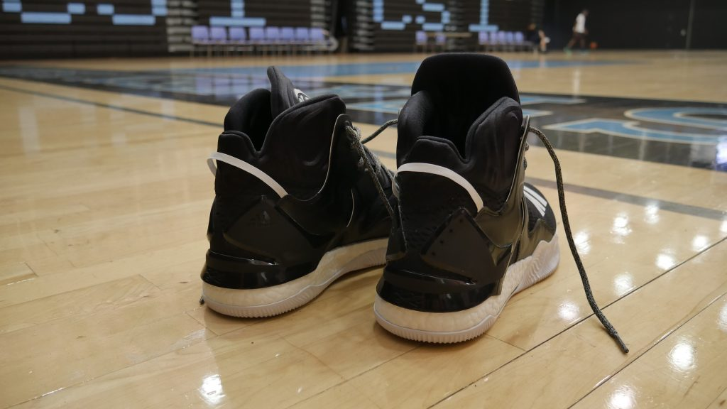 Adidas DRose7 - Fit