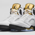 Air Jordan 5 'Gold Medal' is Set to Release