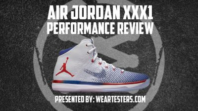 Air Jordan XXXI Performance Review Main
