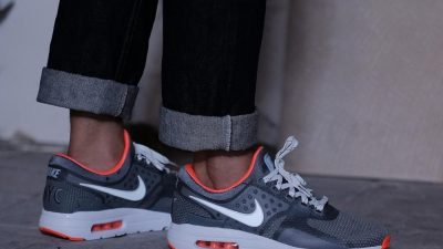 Staple X Sneakpeek X Nike Air Max Zero - on Foot