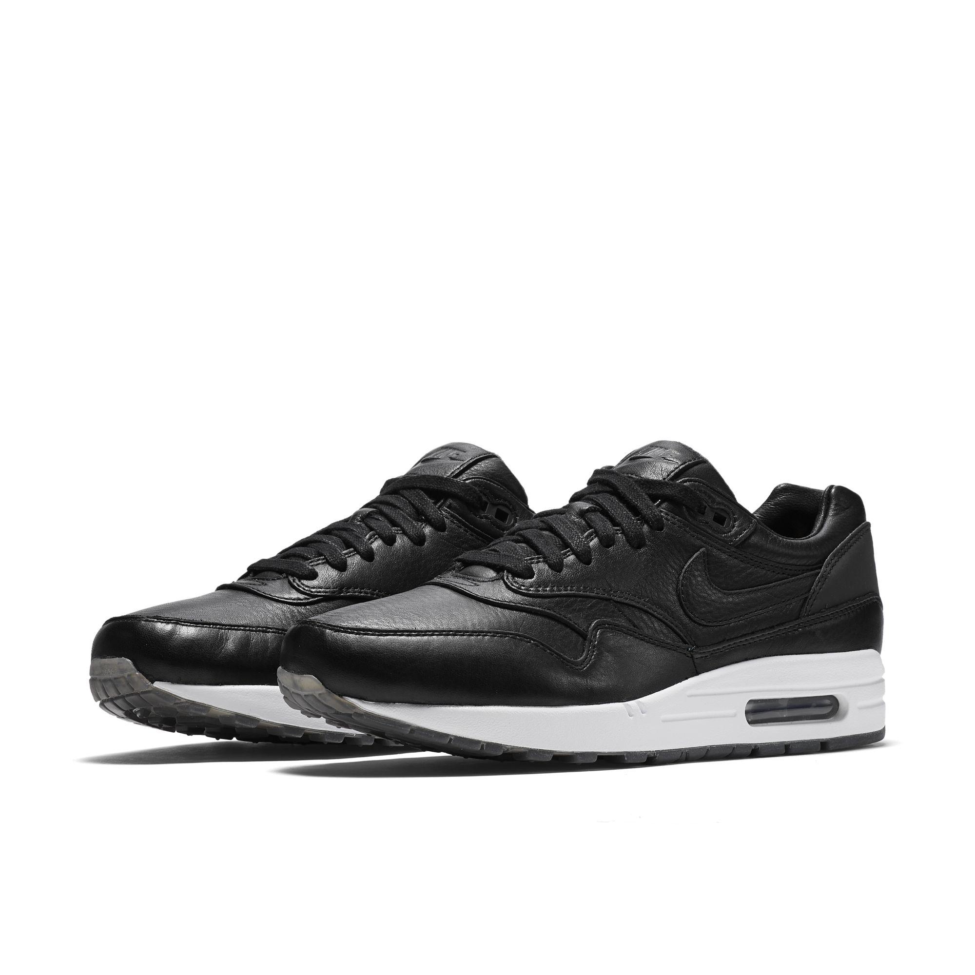 High end Product Nike Air Max Thea Pinnacle Leather Black