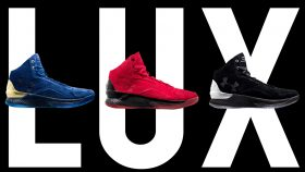 Three New Colorways of the Curry Lux Drop This Weekend
