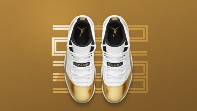 Get an Official Look at the Air Jordan 11 Retro Low 'Closing Ceremony' 1
