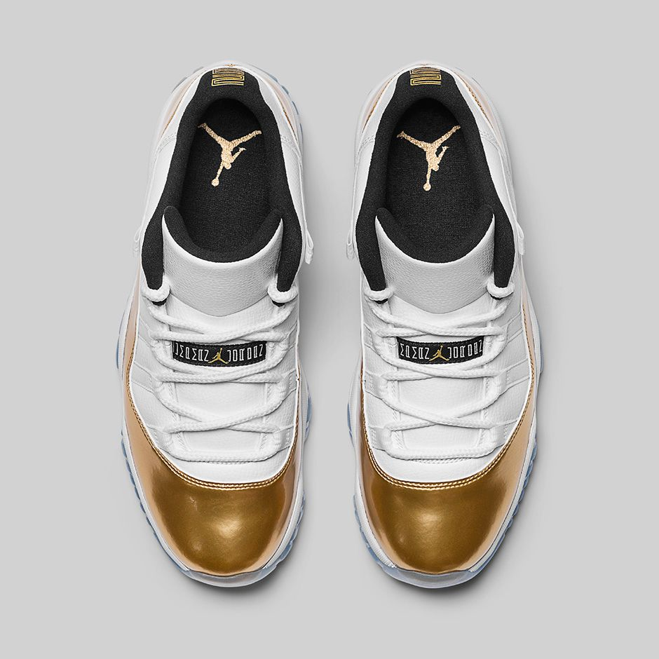 promo code ceb70 66e84 ... Get an Official Look at the Air Jordan 11 Retro Low  Closing Ceremony   5 ...