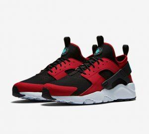 """Nike Air Huarache Ultra Goes """"Bred"""""""