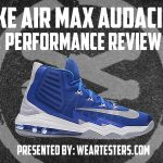 Nike Air Max Audacity 2016 Performance Review | NYJumpman23