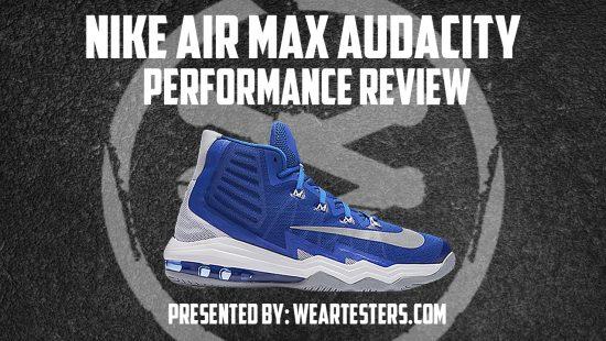Nike Air Max Audacity - Thumbnail