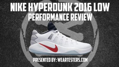 Nike Hyperdunk 2016 Low Performance Review