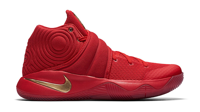 Nike Kyrie 2 Gold Medal 2