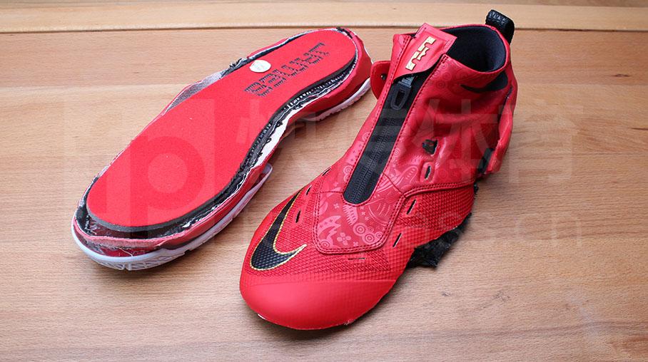 the latest 5b5c6 0252d Nike Lebron Ambassador 8 - Deconstruct - TopBottom ...