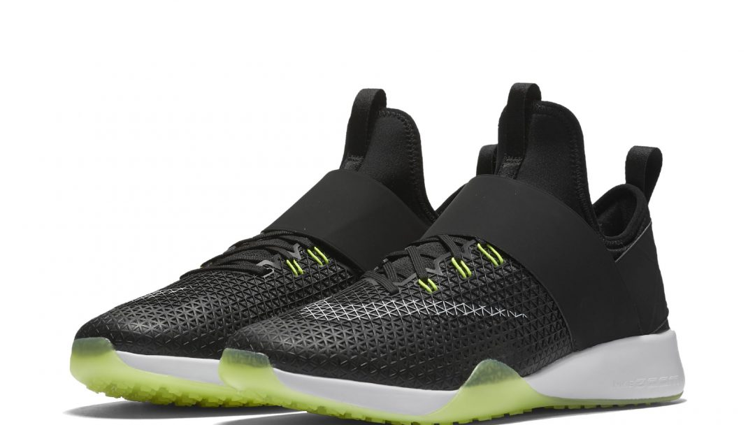 Nike Train Quick Black/White/Volt - Nike Trainers Great Savings - NIKE. JUST DO IT.