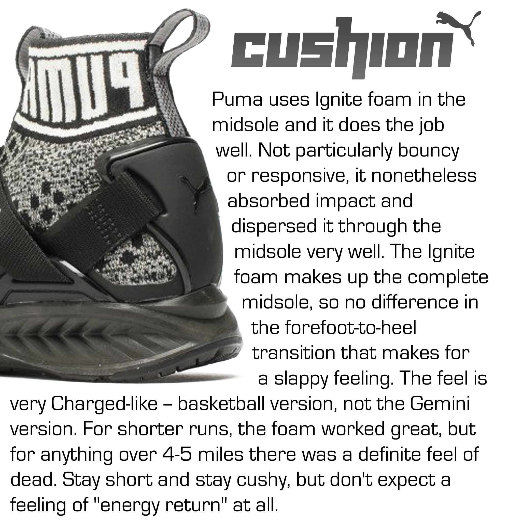 Puma Ignite 3 Evoknit Review