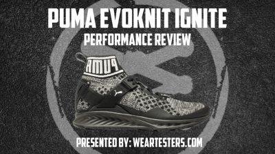 PUMA evoknit Ignite performance review 1