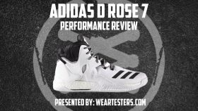 adidas D Rose 7 Performance Review