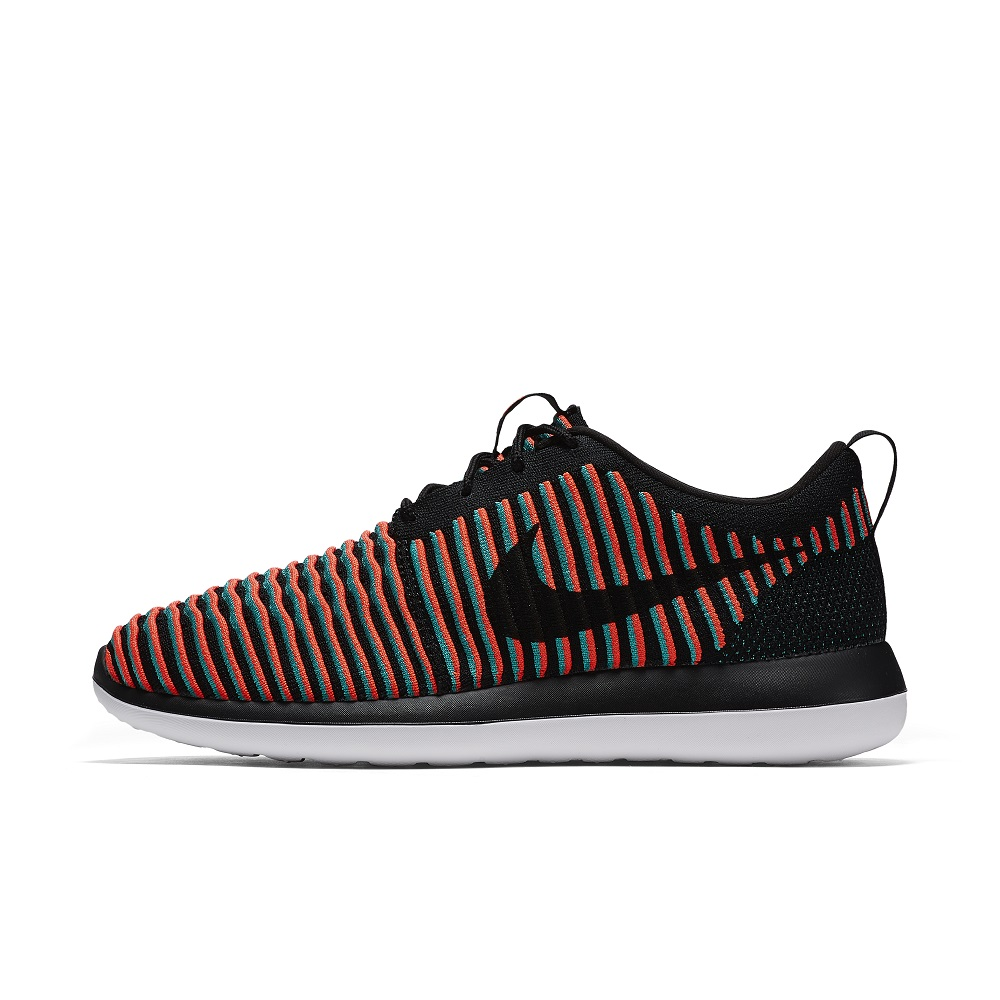 Buy Nike Roshe Two Flyknit Women's Shoes String/Neutral Olive