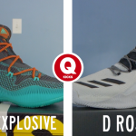 adidas D Rose 7 vs adidas Crazy Explosive Quick Comparison | Quick Kicks