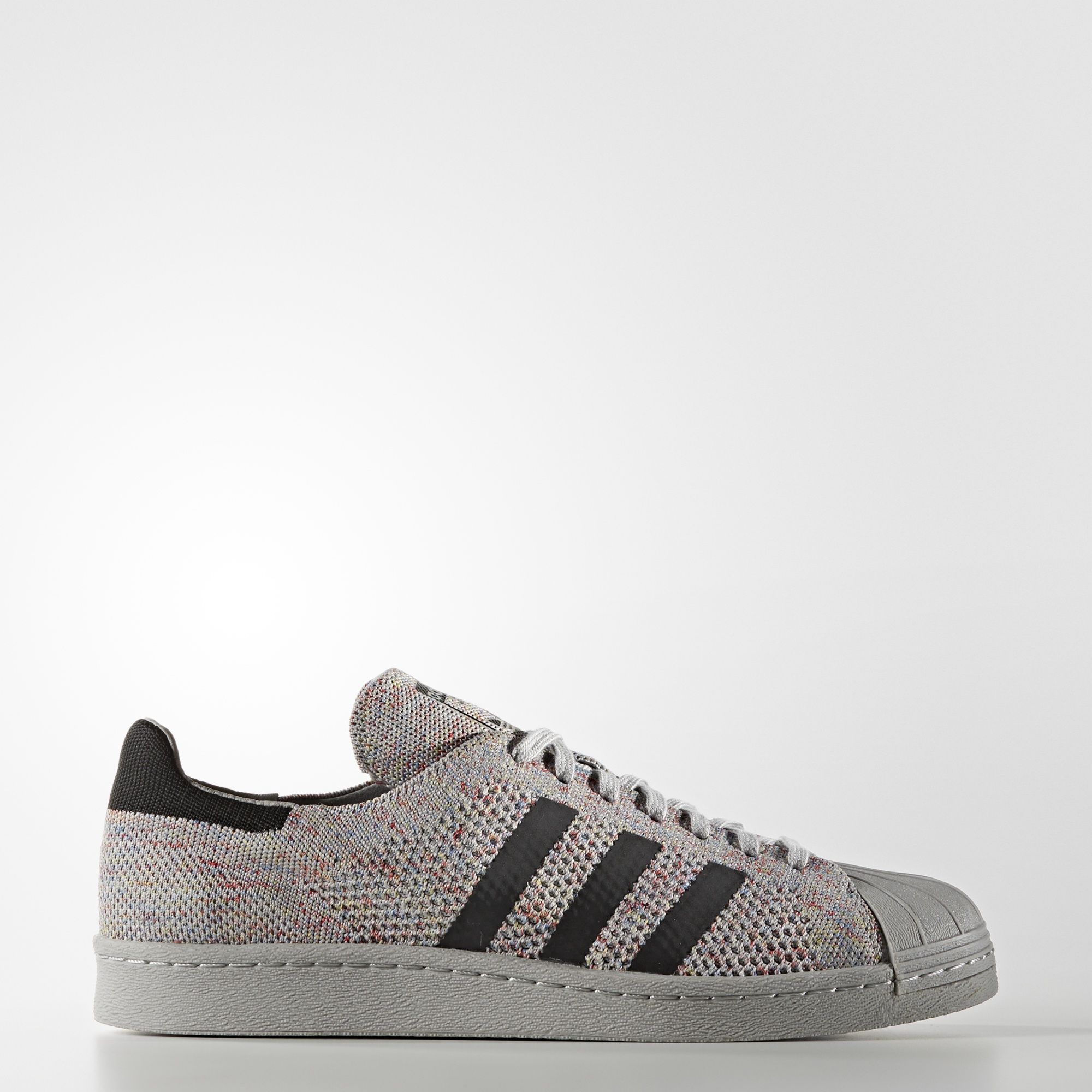 adidas Superstar 80s Primeknit Mens Multi
