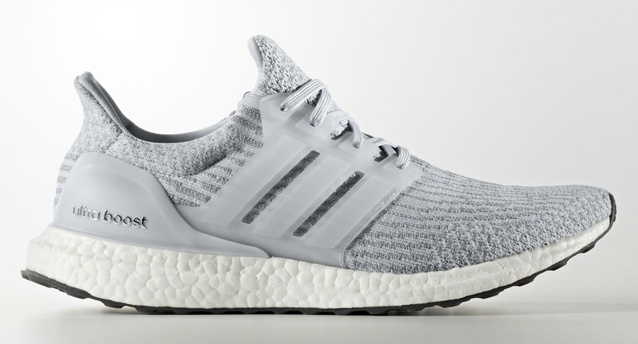 Adidas Ultra Boost Knit White