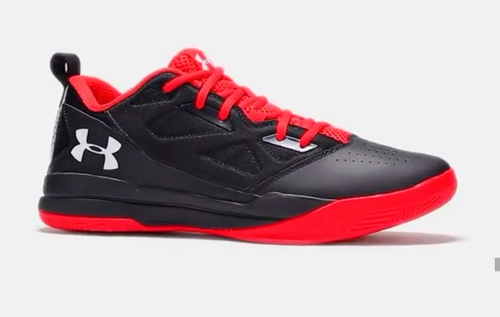 Under Armour Stråle Lave Basketballsko RHmqAo