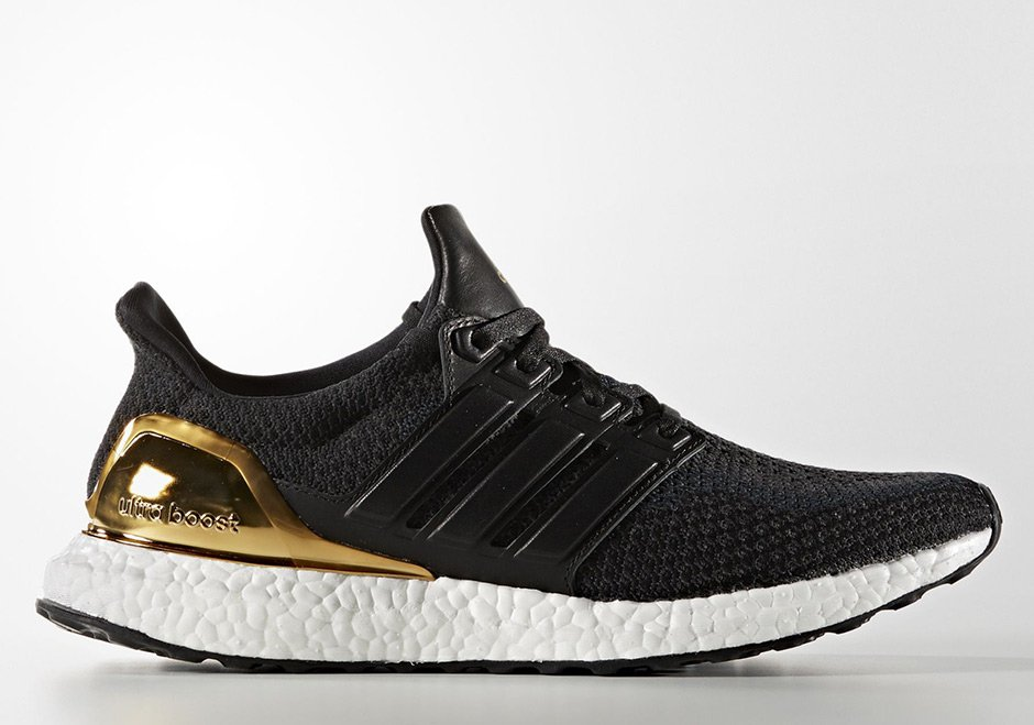 The Adidas Ultra Boost Olympic Medal Pack Is Available