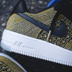 Warrior Fans Will Love this Colorway of the Nike Air Force 1 Flyknit