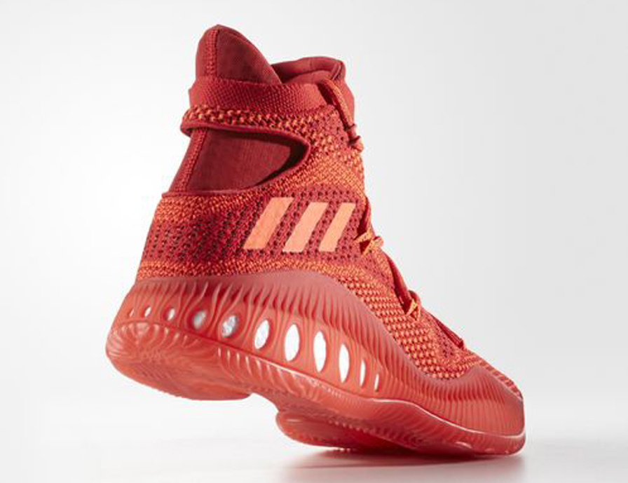 adidas Crazy Explosive Primeknit Performance Review Support