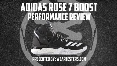 adidas D Rose 7 Performance Review Main