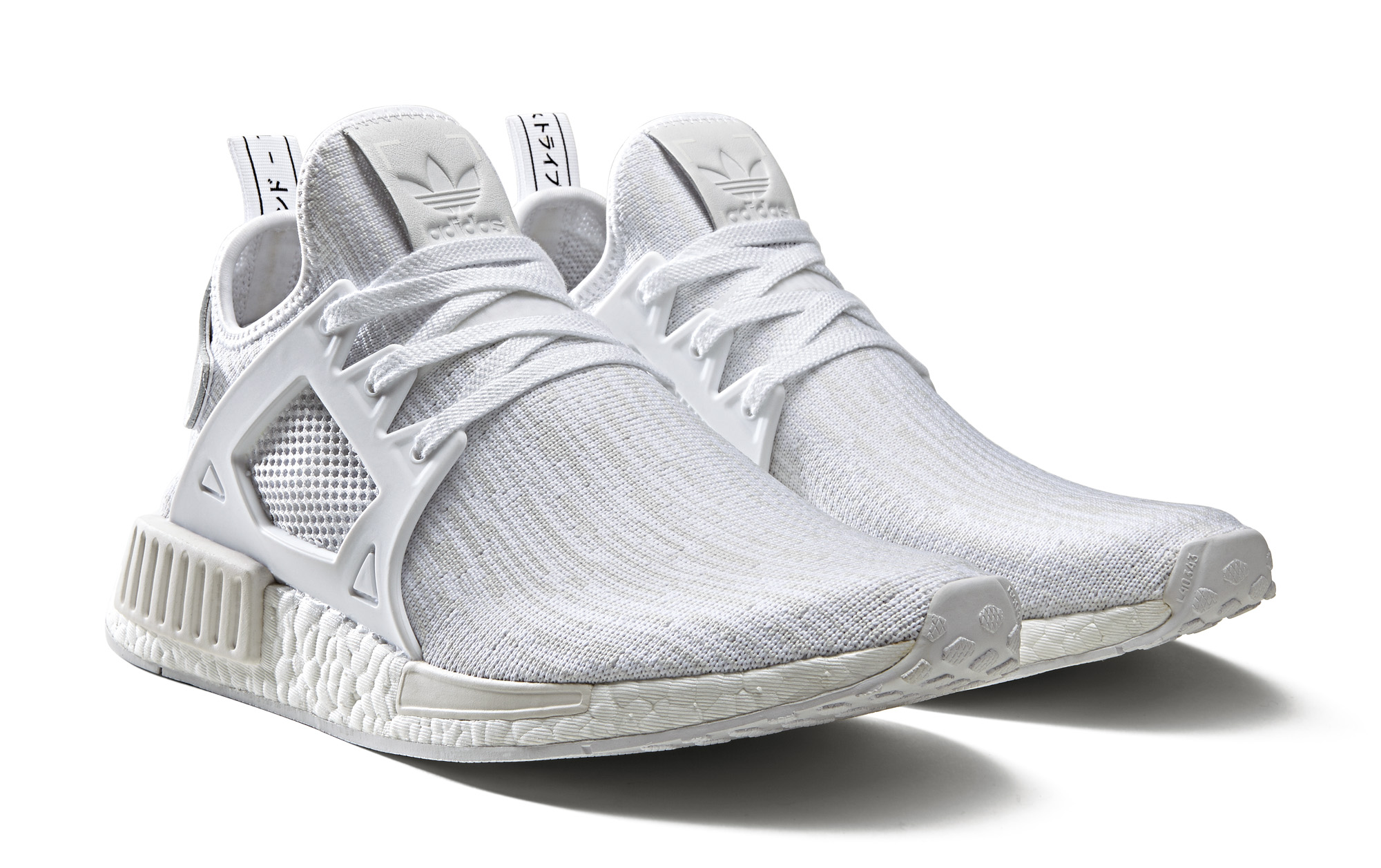 the adidas originals nmd xr1 will come in all white weartesters. Black Bedroom Furniture Sets. Home Design Ideas