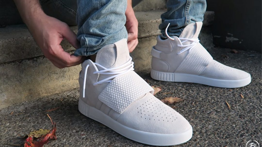 Tubular Invader Strap Shoes adidas