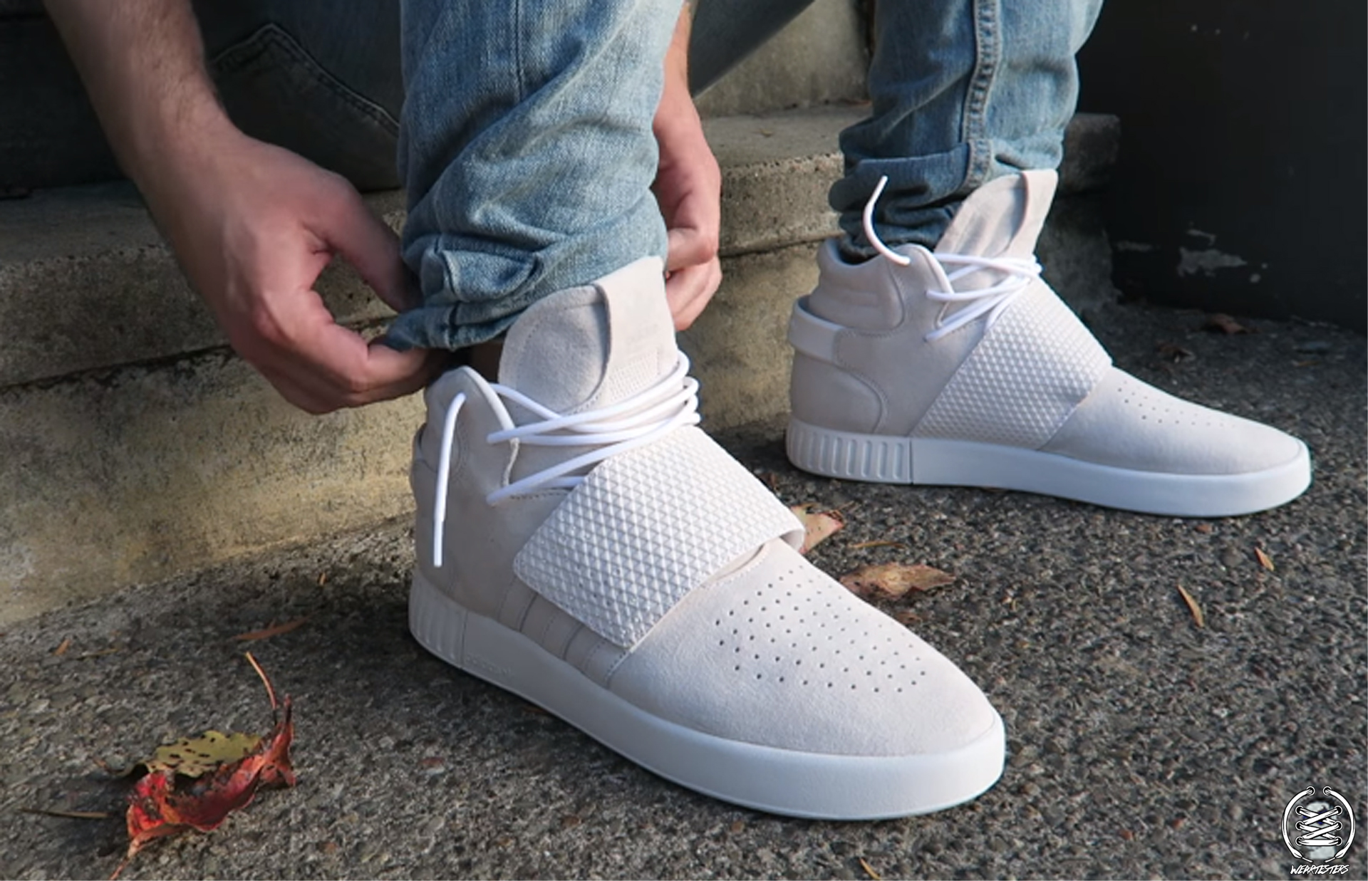 Adidas Tubular Invader Strap Review