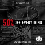 Deals: the K1X Back2School Sale Offers 50% off Everything