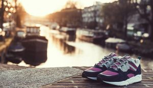 The Karhu x Patta Fusion 2.0 Uses an Interesting Camo