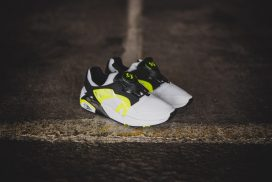 The Puma Disc Blaze 'Electric' Lands at Hanon