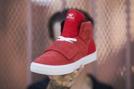 The Supra Rock is the Crown Brand's Latest Silhouette