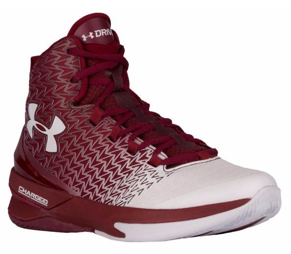 Under Armour ClutchFit Drive 3 Basketball Shoes