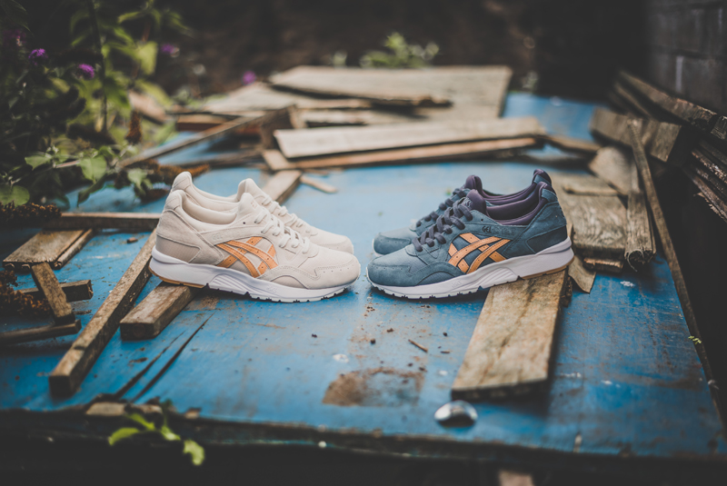 sports shoes c0025 b54c6 ASICS Gel Lyte V 'Veg-Tan' Pack Now Available - WearTesters