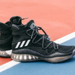 Close-Up Look at the adidas Crazy Explosive Primeknit 'Black'
