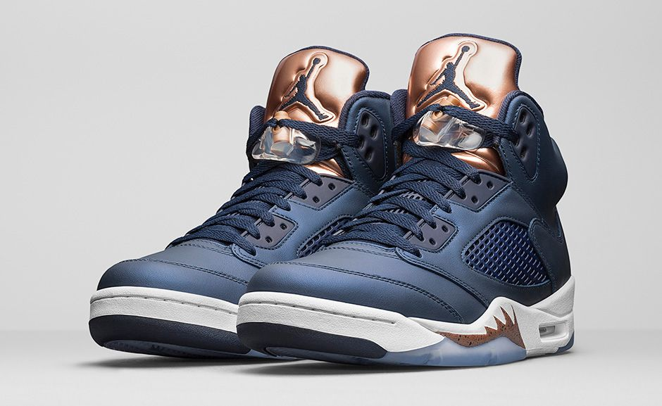 watch ff2a9 5d547 The Air Jordan 5 Retro 'Bronze' is Coming this Weekend ...